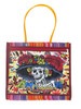 ASA Deluxe Mexican Mercado Shoulder Mesh Bag (DOD La Catrina) (Design 6)