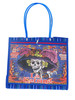 ASA Deluxe Mexican Mercado Shoulder Mesh Bag (DOD La Catrina) (Design 3)