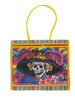 ASA Deluxe Mexican Mercado Shoulder Mesh Bag (DOD La Catrina) (Design 5)