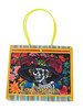 ASA Deluxe Mexican Mercado Shoulder Mesh Bag (DOD La Catrina) (Design 2)
