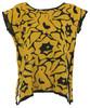 Canary jalapa blouse
