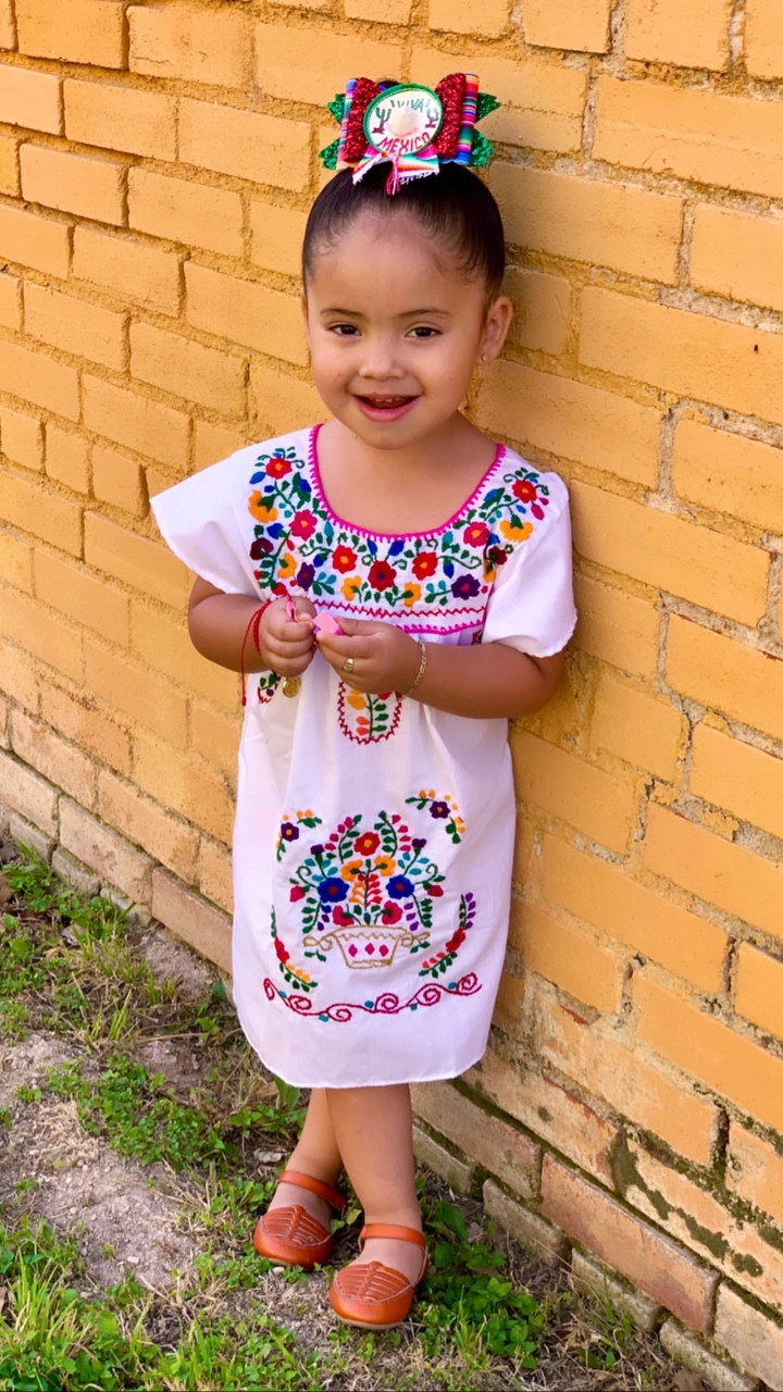 17+ Affordable Mexican Dresses For Babies