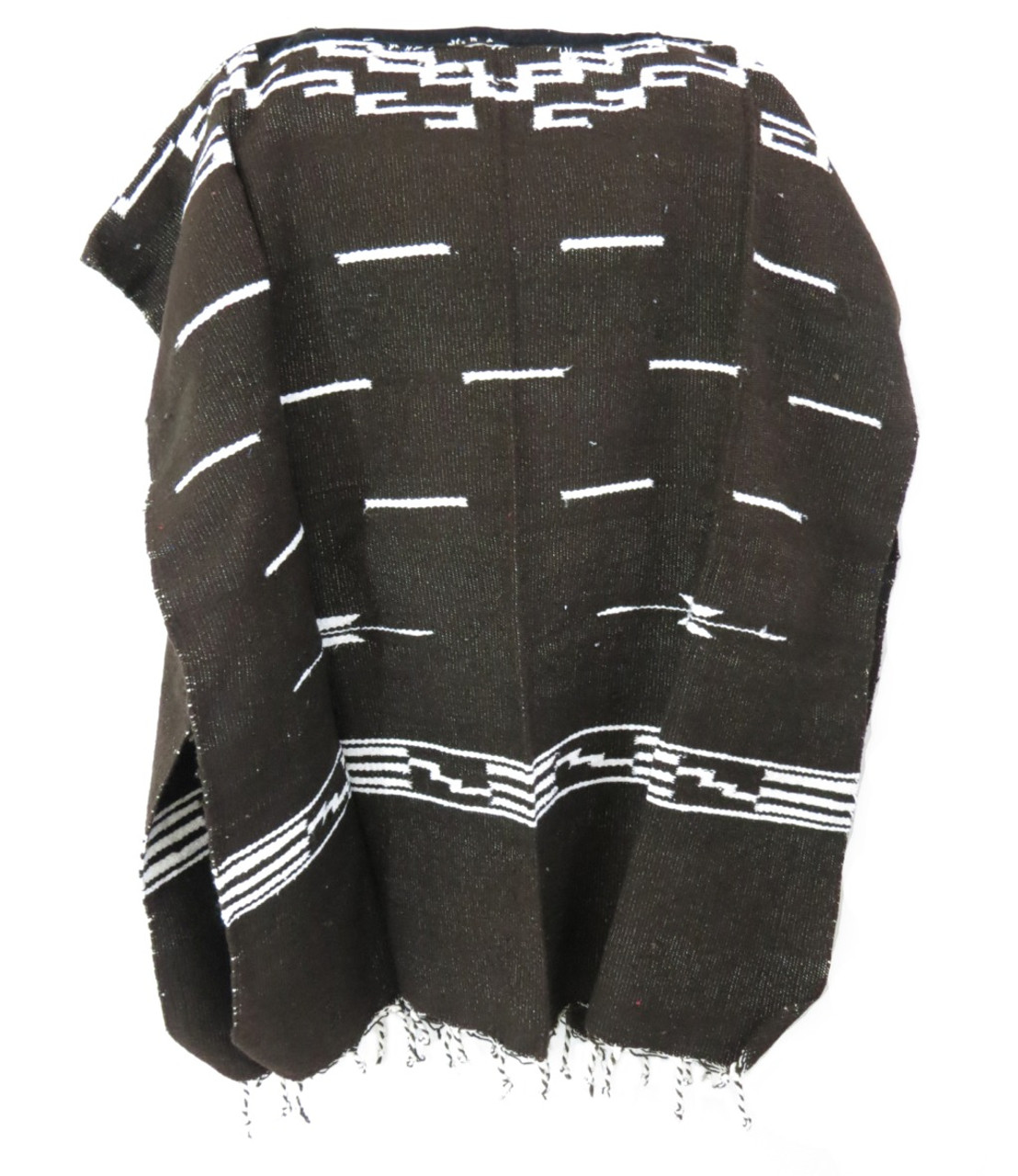 369a9967a Mexican Eastwood Spaghetti Western Poncho One Size