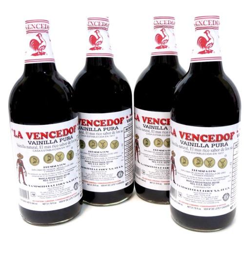 La vencedora vanilla Mexican pure vanilla