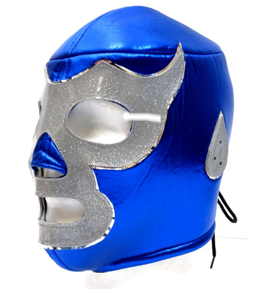 Blue Demon Mask