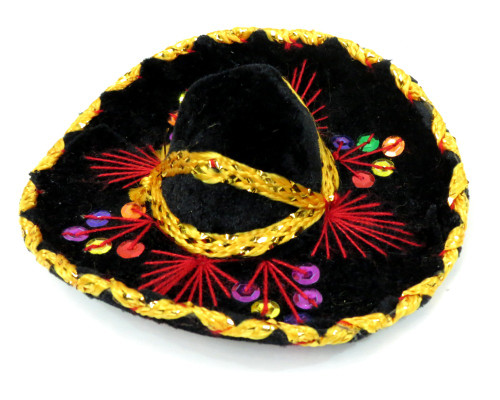 mexican hat fiesta decor