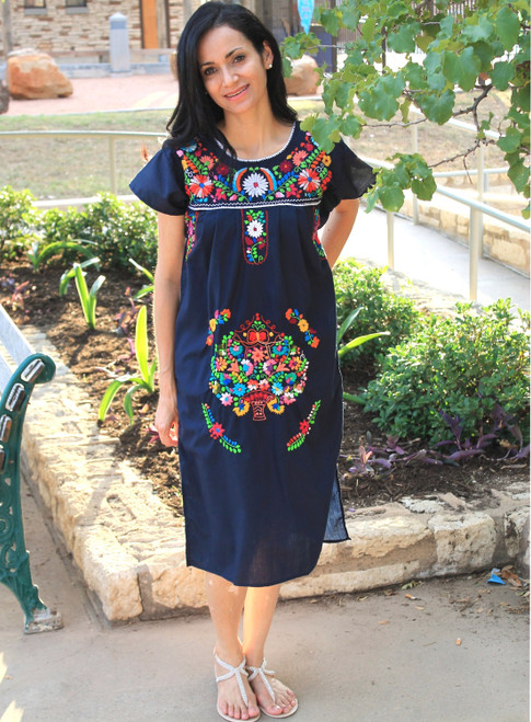 Mexican Dress Puebla