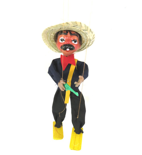 mexican string puppet marionette