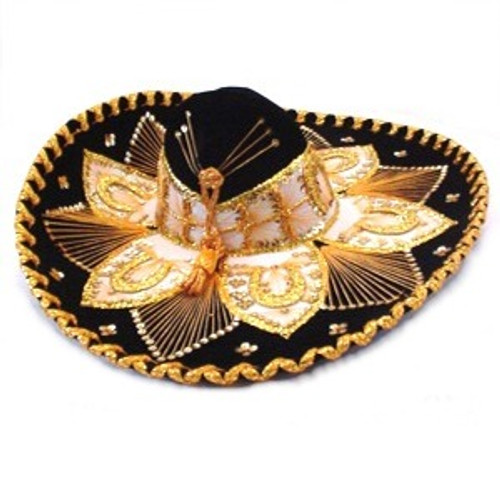 Mexican charro hat for adults