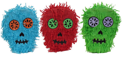 3 pack assorted pinatas