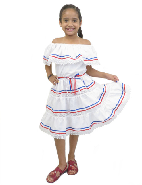 Puerto Rican Dress Cuban dress