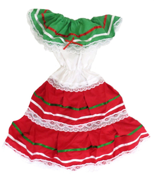 Mexican dress Mexico