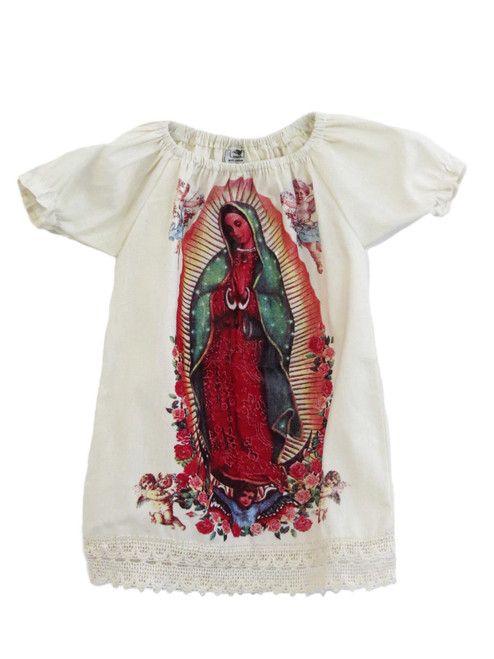 virgen de guadalupe dress