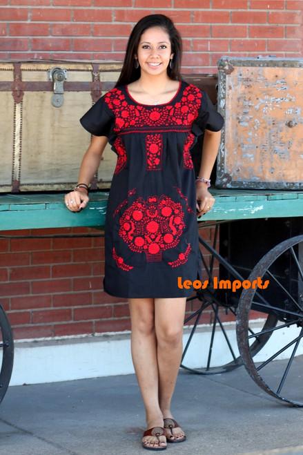 mexican dress puebla