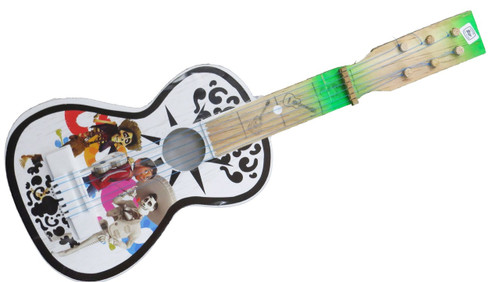 mexican toy guitar