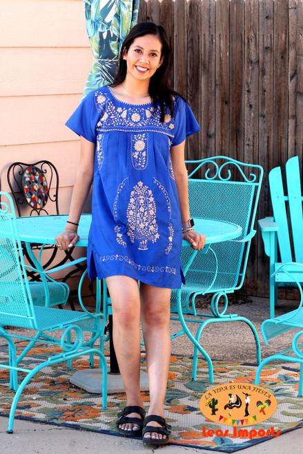 Mexican modern dress