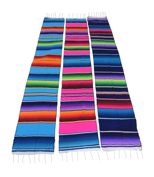 serape table runners