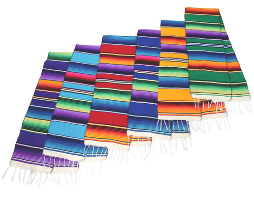 mexican table runner serape sarape