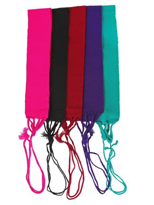 mexican sash belt