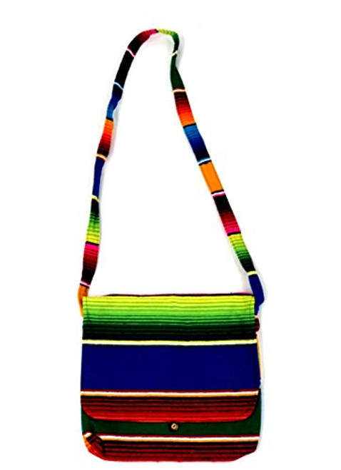mexican bag serape