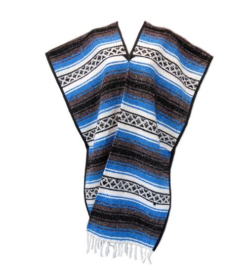 Mexican falsa poncho