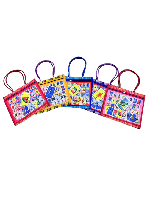 5 PACK Mexican Assorted Loteria ASA Fina Bag