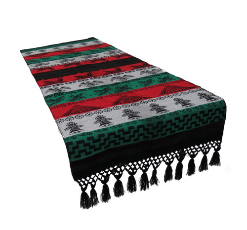 mexican serape runner