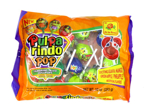 Pulparindo Lollipops Bag