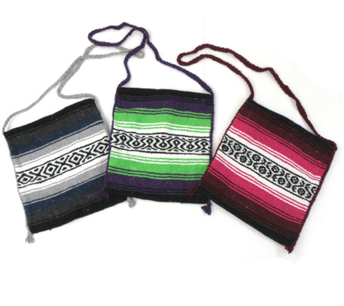 Mexican Falsa Blanket Tote Bag