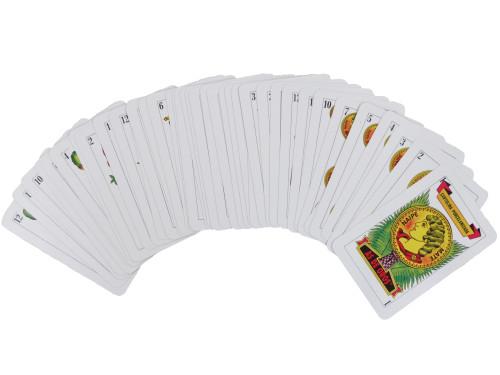 Naipe As De Oros Cards