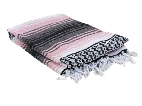 Light pink falsa blanket