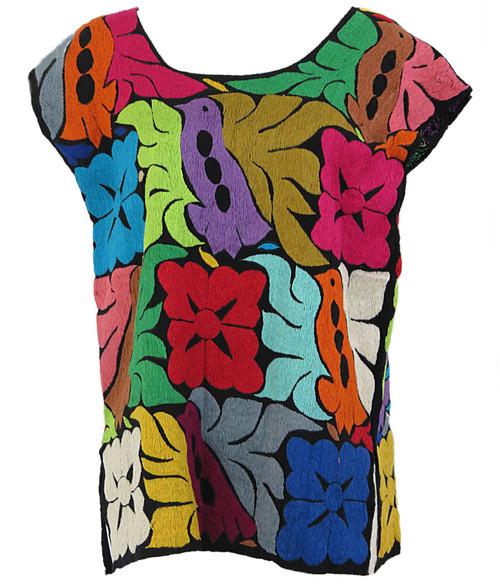 Design 3 multi jalapa blouse