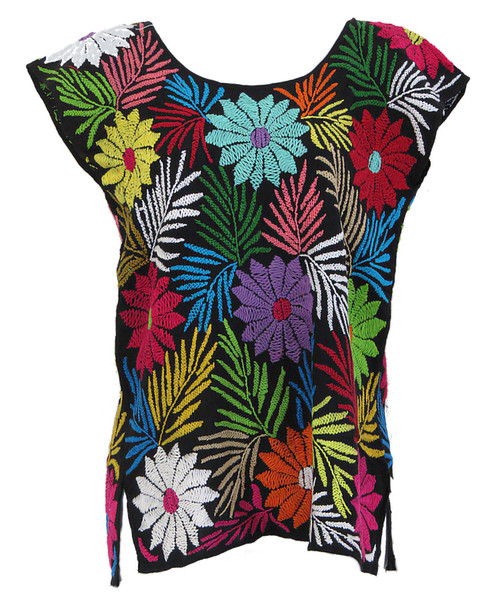 Design 5 multi jalapa blouse