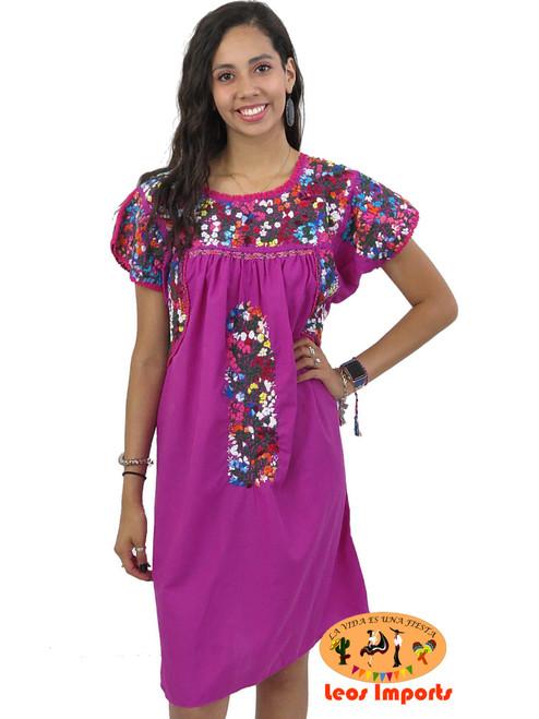 Electric Short San Antonio Dress