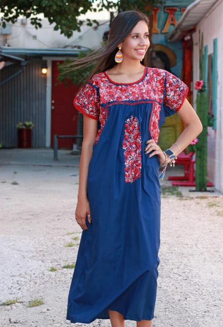 Outside San Antonio dress