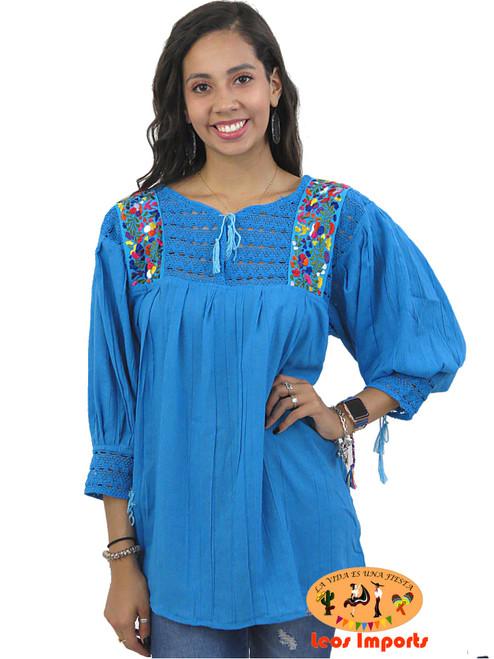 Aqua espanola blouse