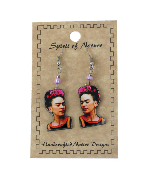 Pair of Frida Earrings