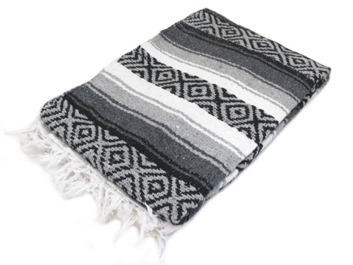 Grey falsa blanket