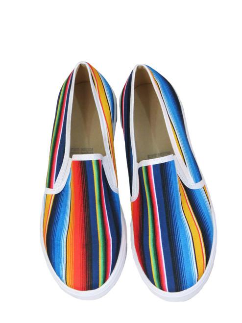 Sarape classic slip on shoe