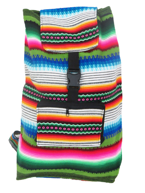 Serape Southwestern Backpack
