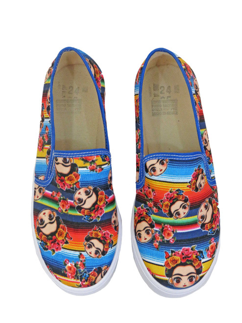 Frida khalo design tennis Shoes