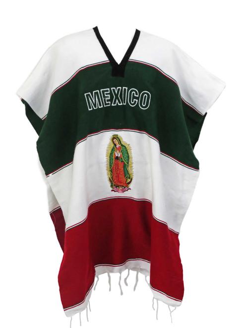 Lupita Mexico Poncho