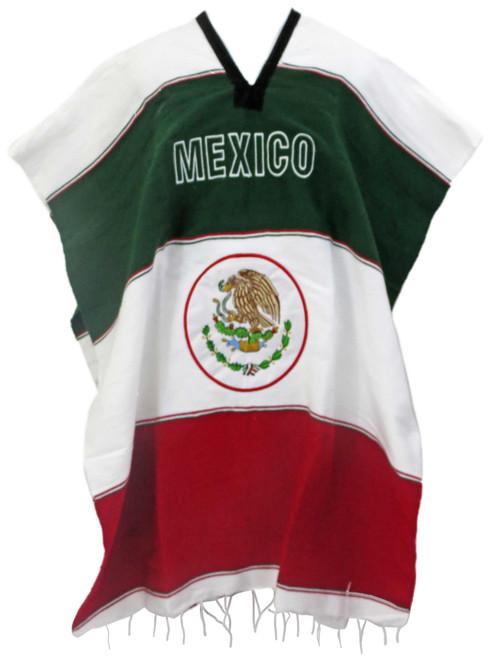 mexico poncho flag