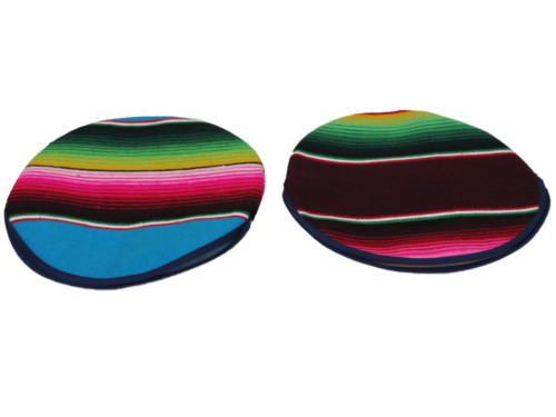 serape tortilla warmer