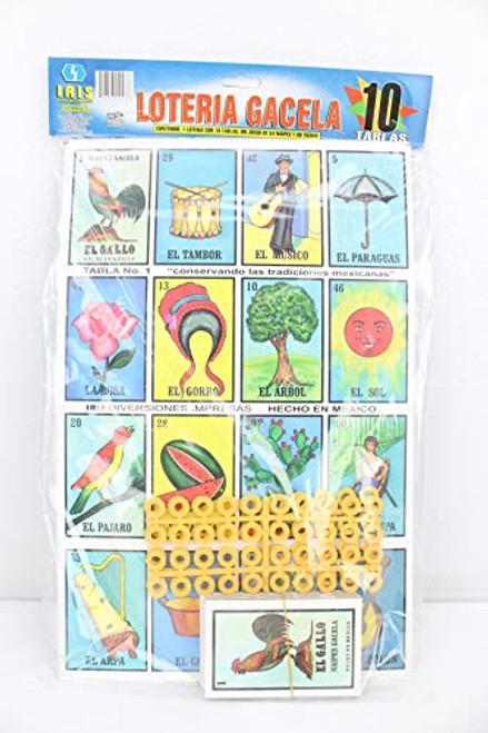 mexican loteria bingo