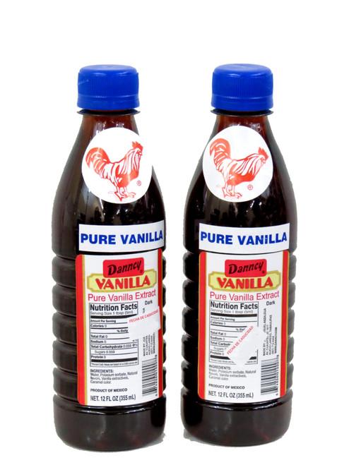 danncy pure vanilla 1oz