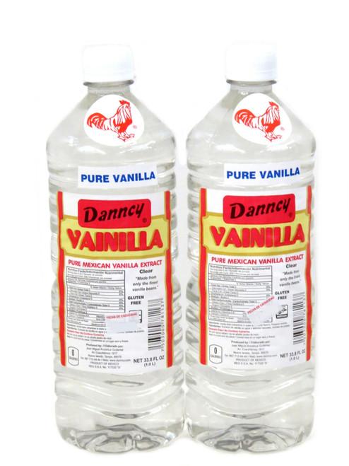 danncy clear vanilla litter