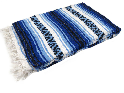mexican premium falsa blanket yoga mat
