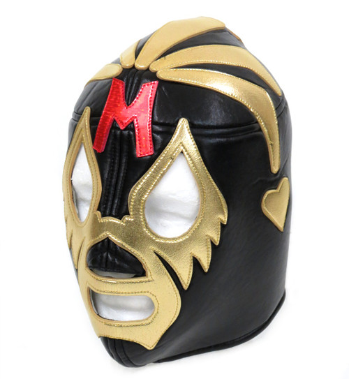mil mascaras black gold