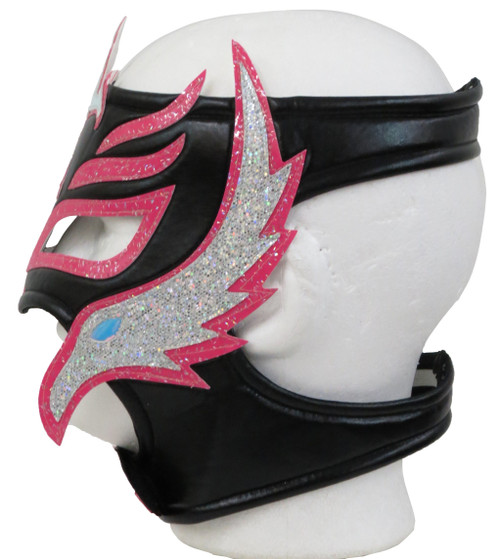 female lucha mask